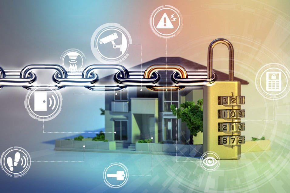 IoT Test Automation of a Home Security System