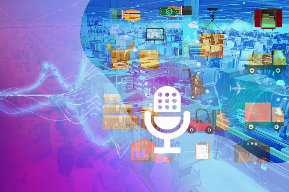 Voice Activated Device for Supply Chain Management