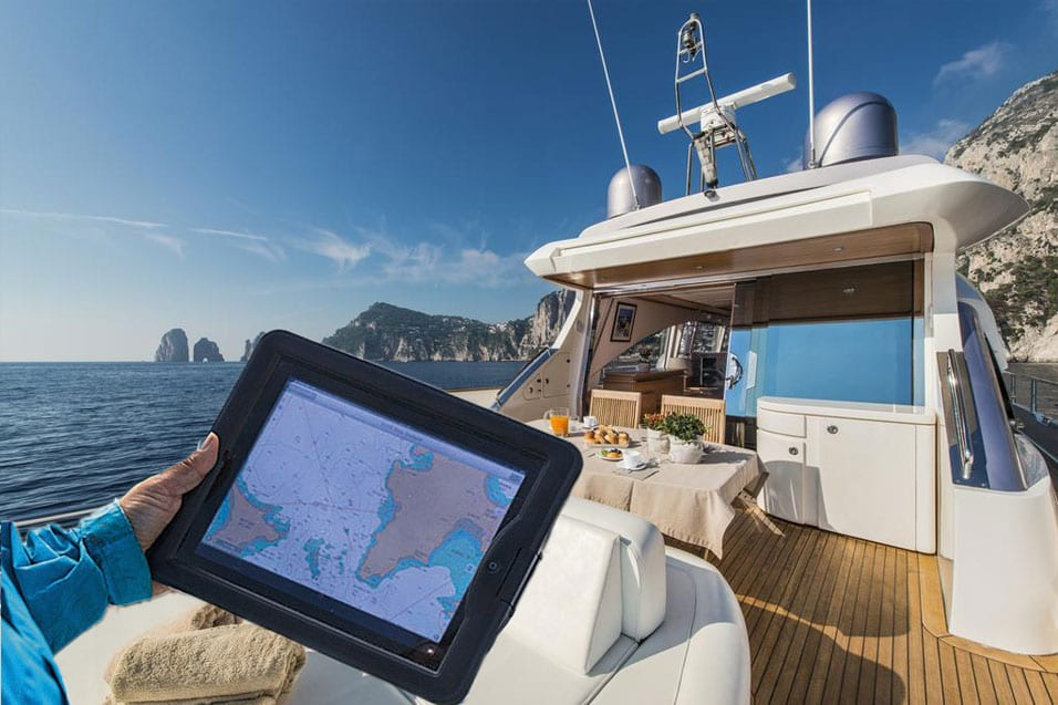 Marine Navigation Tablet Design and Development