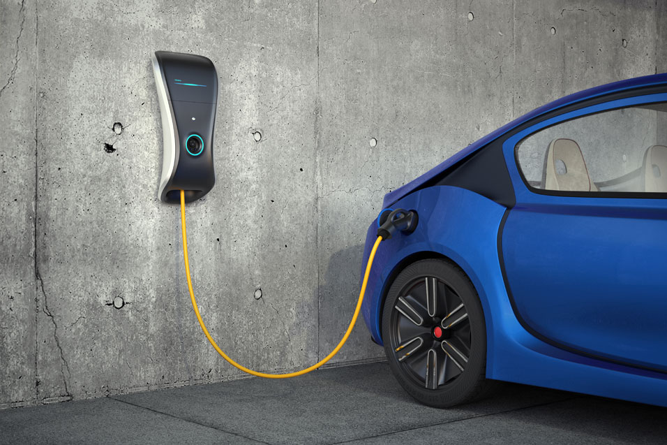 Electric Vehicle Charging Station for eMobility
