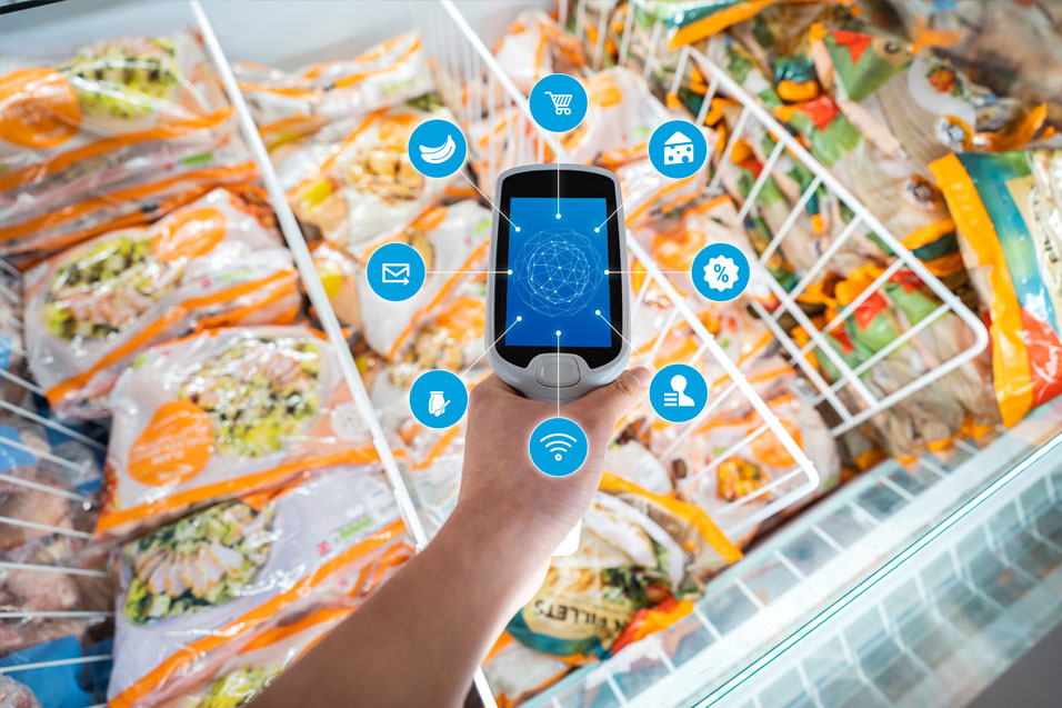 Smart Display Solution for Retail