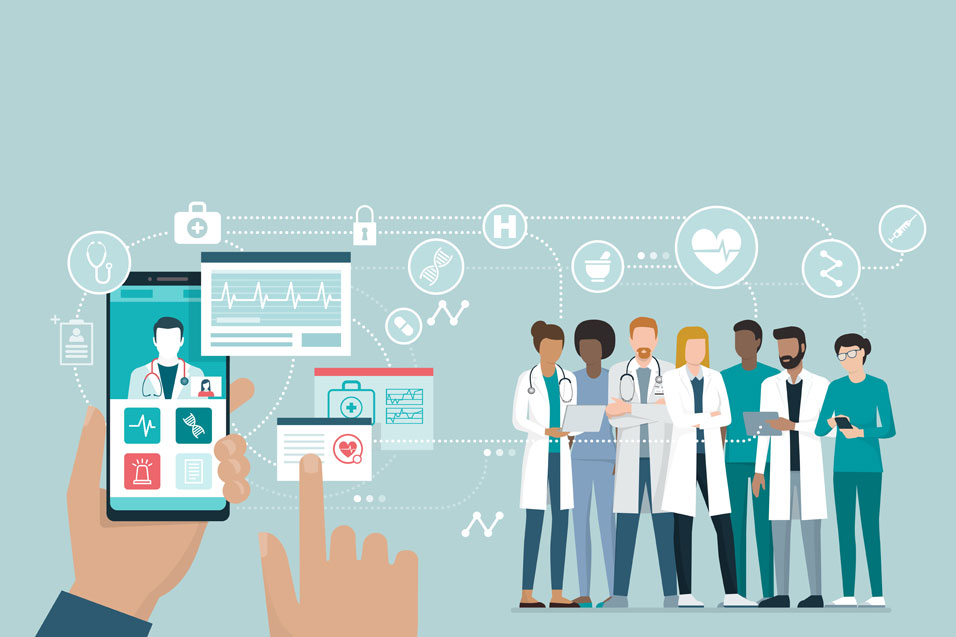 Healthcare Mobile Application Development and Cybersecurity Testing