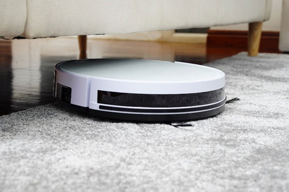 Firmware Development for Robot Vacuum