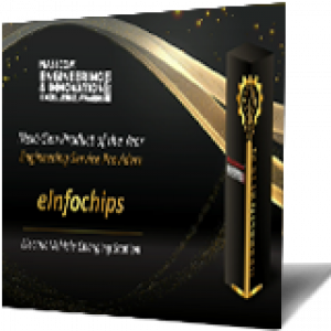 eInfochips wins Next-Gen Product of the Year (Engineering Service Providers) for Electric Vehicle Charging Station project, in the first edition of NASSCOM Engineering & Innovation Excellence Awards 2021.