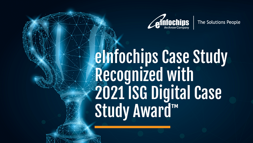 We are delighted to be featured as a winner in the ISG Digital Case Study Awards™ 2021 for our best-in-class digital transformation work.