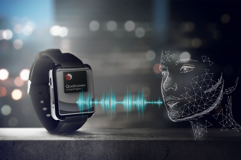 Qualcomm Snapdragon based Voice Controlled Mobile Computer